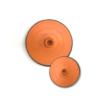 Backing Plate c/Velcro-ARGENTEC - ZS125 backing plate plaq. velcro Ø125 R.M14